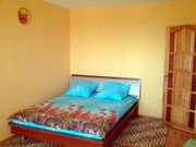 Светлая,  уютная,  недорогая 1-комнатная квартира на сутки в Минске!!!